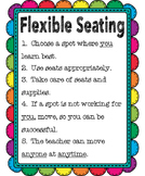 Flexible Seating Poster