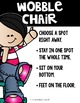 Flexible Seating Posters {Melonheadz}