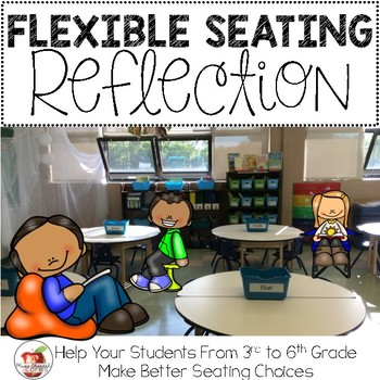 Flexible Seating Reflection Foldable