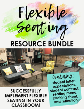 Flexible Seating Resource Bundle