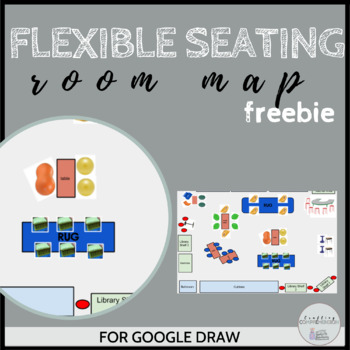Flexible Seating Room Map