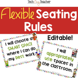 Flexible Seating Rules: Editable!