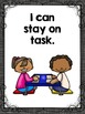 Flexible Seating Rules (with periods added) - Visual Reminder Posters