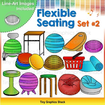 Flexible Seating Set 2