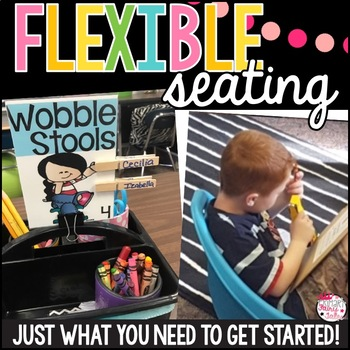 Flexible Seating;; Setting it up in your classroom!
