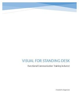 Flexible Seating - Standing Desk Visual