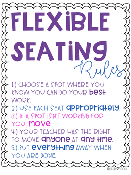 Flexible Seating Start Up Kit