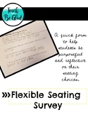 Flexible Seating Survey