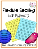 Flexible Seating Tasks/ Prompts