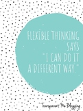 Flexible Thinking Poster