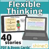 Flexible Thinking & Reframing Speech, Positive & Rigid Thinking, Speech Therapy
