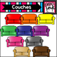 Flexible and Alternative Seating Clipart PART TWO (Erin's Ink Clipart)