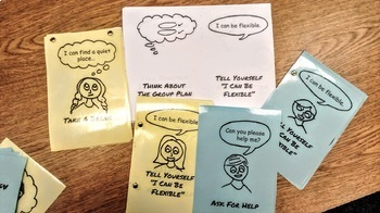 Flexible thinking strategies
