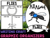 Flies : Graphic Organizers and Writing Craft Set : Insects and Bugs