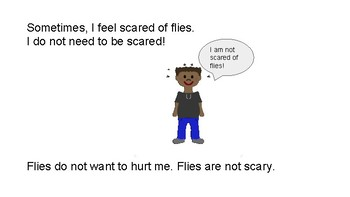 Flies are Not Scary: A Social Story