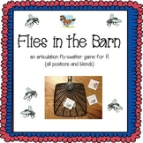 Flies in the Barn for Articulation of R
