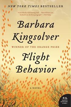 Flight Behavior - Crossword