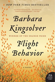 Flight Behavior - Detailed Reading Questions