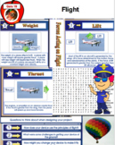 Flight PDF Science Unit 94 Pages