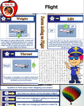 Flight PDF Science Unit 70 Pages