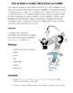 Flight - Rotocoter Lab Activity (Editable)