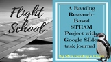 Flight School Reading Research STEAM Lesson and Digital Task Journal