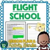 Flight School by Lita Judge Lesson Plan and Activities