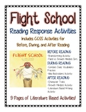 Flight School by Lita Judge: Growth Mindset Reading Response and Writing