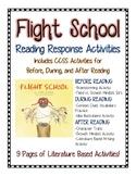 Flight School by Lita Judge: Growth Mindset Reading Respon