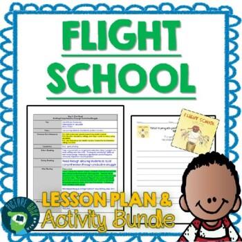 Flight School by Lita Judge Lesson Plan, Google Slides and Docs Activities