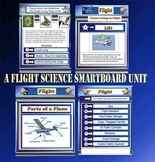 Flight Science Smartboard Unit 50 pages