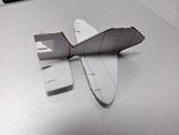 Flight - Student Paper Airplane Model