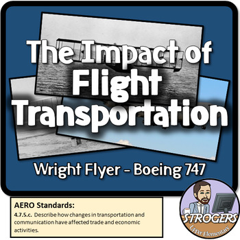 Flight Transportation – Learn how it changed the world!
