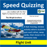 Flight Unit - Speed Quizzing