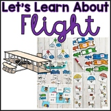 Flight Unit of Study for Kindergarten and 1st Grade