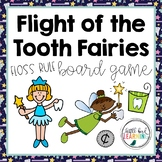 Flight of the Tooth Fairies - Bonus Letters FLOSS Board Game