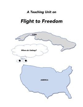 """Flight to Freedom"" Teaching Unit: Activities, Q & A, Vocabulary, Writing Ideas"