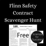Flinn Safety Contract Scavenger Hunt