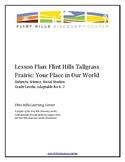 Flint Hills Tallgrass Prairie: Your Place in Our World