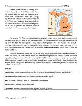 Flint, Michigan Case Study