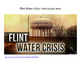Flint Michigan PPT