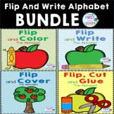 Flip And Write Alphabet Letters Bundle