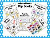 Flip Book Adapted Book Bundle