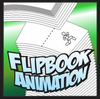 Flip Book Animation Art Project