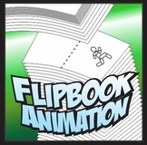 Flip Book Animation Art Project