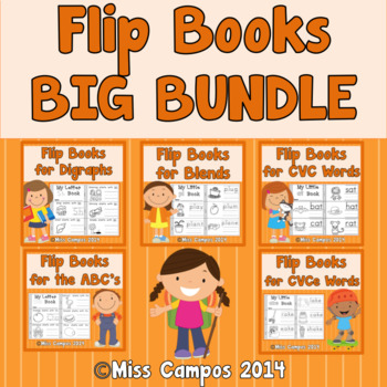 Flip Book BIG Bundle