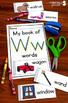 Flip Book BUNDLE {Alphabet, Number Recognition, Blends, &