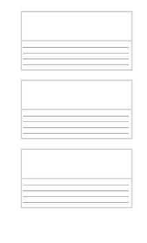 Flip Book (Blank)