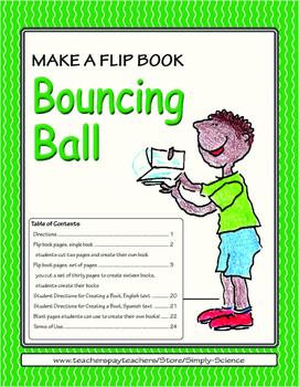 Flip Book: Bouncing Ball