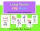 Flip Book Bundle for beginning blends short vowels and long vowels